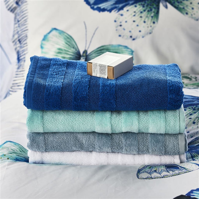 Toalha Designers Guild Coniston Cloud - Stoc Casa Interiores - Loja Online