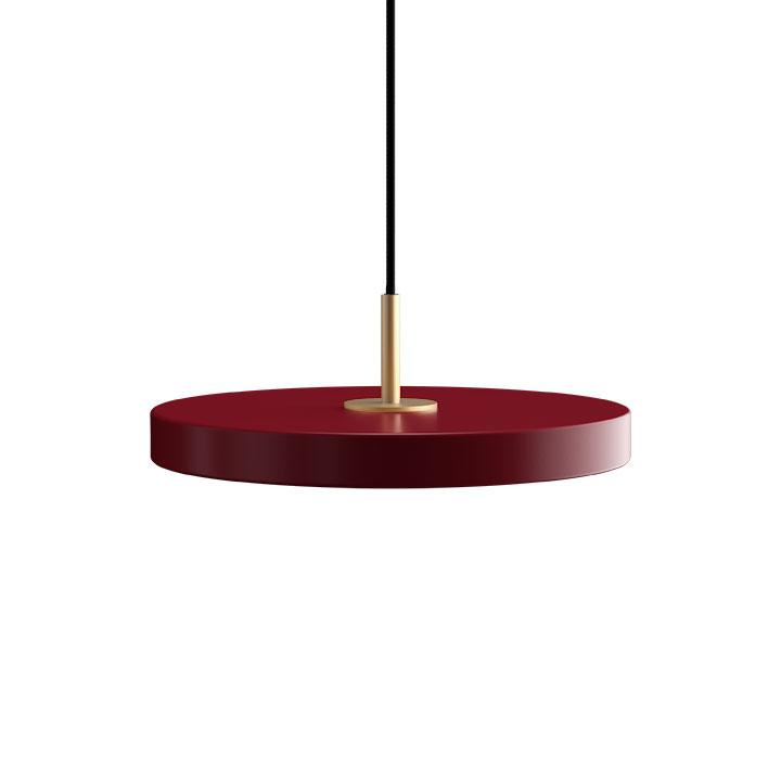 Candeeiro Umage Asteria Mini Ruby Red - Stoc Casa Interiores - Loja Online