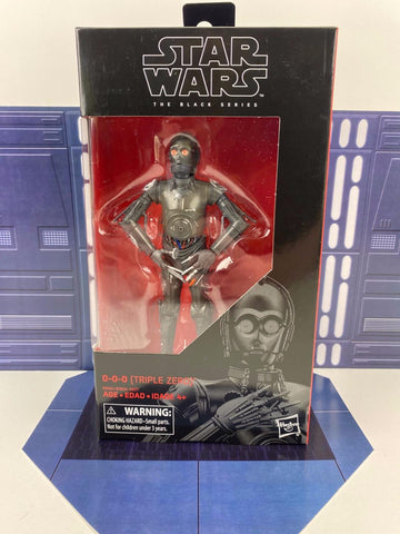 "Star Wars Black Series 6"" Figure 0-0-0 (Triple Zero) #89 (Aphra's Droid)"