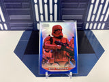 2020 Topps Star Wars Chrome Perspectives Blue Refractor Parallel /150 - You Pick
