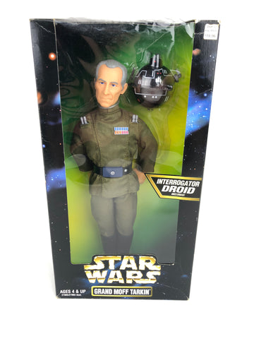 "Star Wars Action Collection (POTF2) 12"" (1/6 Scale) Figure - Grand Moff Tarkin"