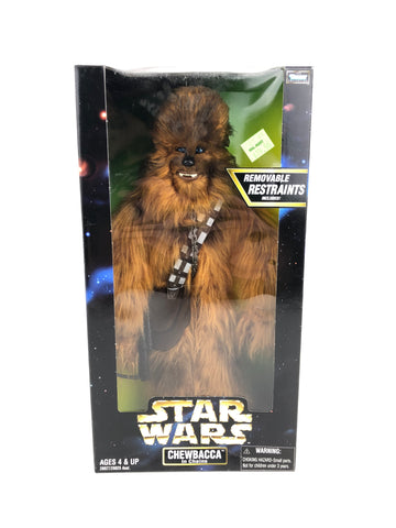 "Star Wars Action Collection (POTF2) 12"" (1/6 Scale) Figure - Chewbacca (In Chains)"