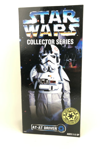 "Star Wars Collector Series 12"" 1/6 Scale  AT-AT Driver Trooper"