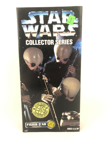 "Star Wars Collector Series 12"" 1/6 Scale - Cantina Band Figrin D'An"
