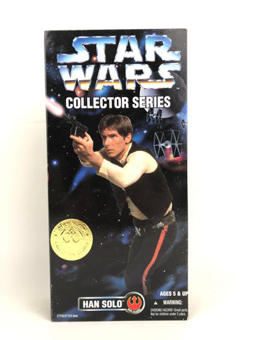 "Star Wars Collector Series 12"" 1/6 Scale  Han Solo"
