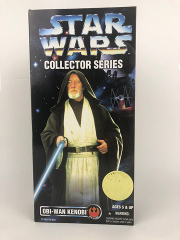 "Star Wars Collector Series 12"" 1/6 Scale  - Obi-Wan Kenobi (Jedi Master)"