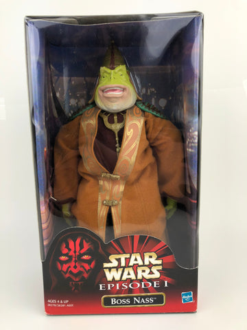 "Star Wars Episode 1 12"" 1/6 Scale  - Boss Nass"