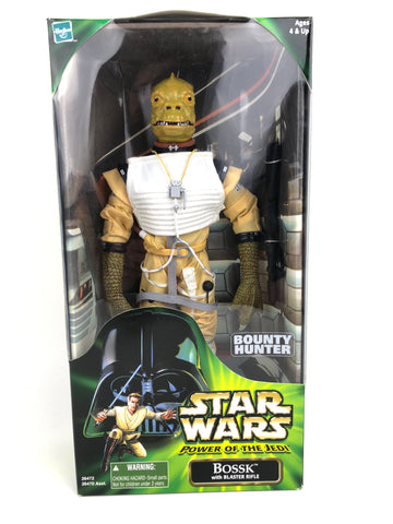 "Star Wars Power of the Jedi POTJ 12"" (1/6 Scale)  - Bounty Hunter Bossk"