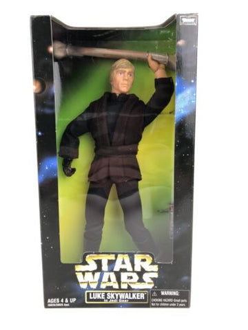 "Star Wars Action Collection 12"" (1/6th Scale) Luke Skywalker Jedi Jabba's Palace"