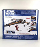 Star Wars The Force Awakens (TFA) Poe's X-Wing Fighter - Hasbro 2015