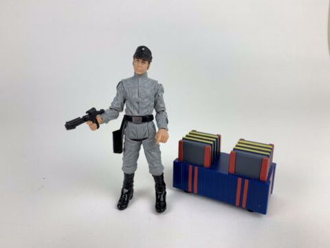 Star Wars Legacy Collection - Imperial Scanning Crew - BD32 - Loose Complete