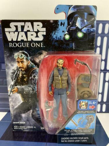 "Star Wars Rogue One 3.75"" Figure MOC - Bodhi Rook - Hasbro 2016"