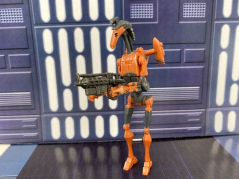 Star Wars Clone Wars (TCW) Rocket Battle Droid - #25 - Loose