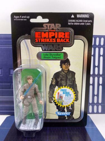 Star Wars Vintage Collection Empire Strikes Back Luke Skywalker Bespin VC04 FOIL
