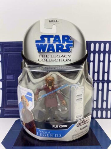 Star Wars Legacy Collection - Saga Legends - Jedi Master Plo Koon SL 9
