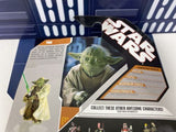 Star Wars 30th Anniversary Saga Legends - Jedi Master Yoda - W/ Coin