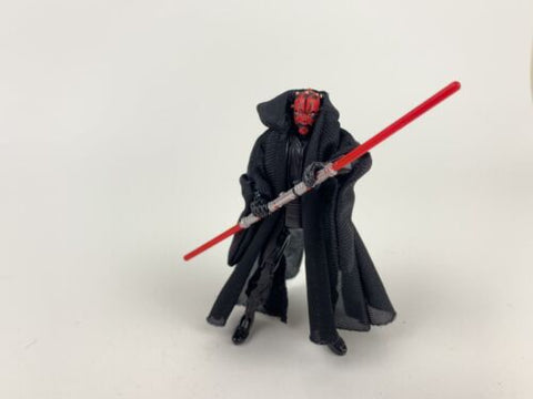 Star Wars Saga Legends - Darth Maul (Sith) - SL08 - Loose - Complete