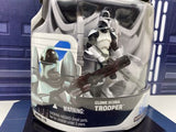 Star Wars Legacy Collection Clone Scuba Trooper BD 10 Build A Droid (BAD) R4-J1