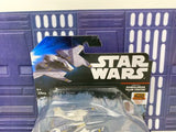 Star Wars Hot Wheels Fenn Rau's Mandalorian Talon Fighter Ship - Starships