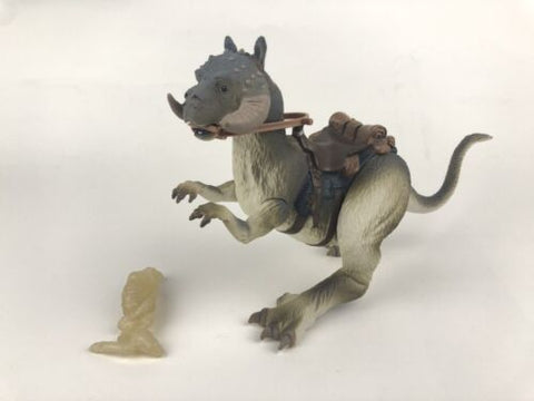 Star Wars SAGA Battle of Hoth Toys R Us Exclusive -TAUNTAUN - Loose - Complete