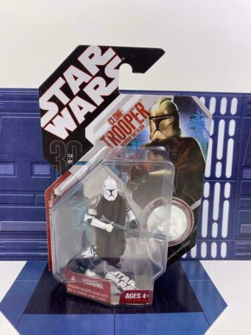 Star Wars 30th Anniversary (TAC) Clone Trooper (Hawkbat Battalion) - #50