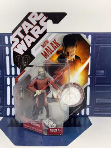 Star Wars 30th Anniversary (TAC) Darth Malak (Sith) #35 - Old Republic - KOTOR