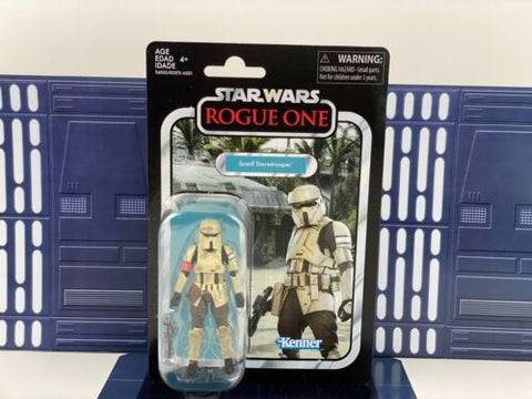 Star Wars Vintage Collection (TVC) Rogue One - Scarif Stormtrooper - VC133 - MOC