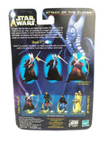 Star Wars SAGA Attack of the Clones (AOTC) Shaak Ti (Jedi Master) #10 - 3.75""