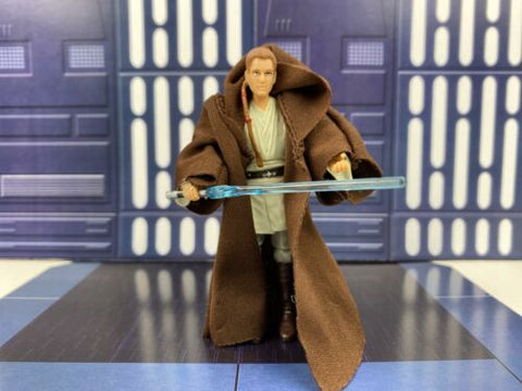 Star Wars Legacy Collection Jedi Obi-Wan Kenobi Episode 1 BD06 - Loose Complete