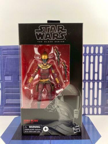 "Star Wars Black Series 6"" - Zorii Bliss - #103 Rise of Skywalker TROS - Free Shipping"