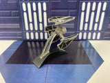 Star Wars Titanium Series Die Cast Imperial Tie Defender 2008