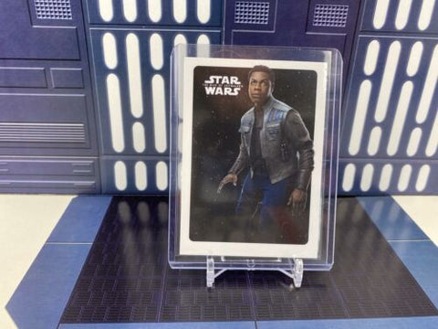 2020 Topps Star Wars Rise of Skywalker Series 2 Poster Card - Finn - TP-2