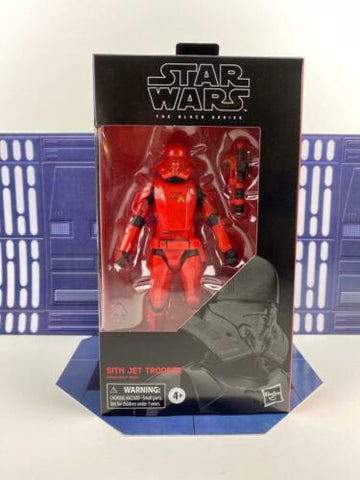 "Star Wars Black Series 6"" Sith Jet Trooper #106 Rise of Skywalker TROS"