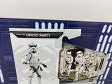 Star Wars Legacy Collection Imperial Stormtrooper - BD46 - Droid Factory YVH-1