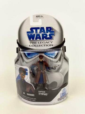 Star Wars Legacy Collection (TLC) Captain Typho BD 47 - Hasbro 2009