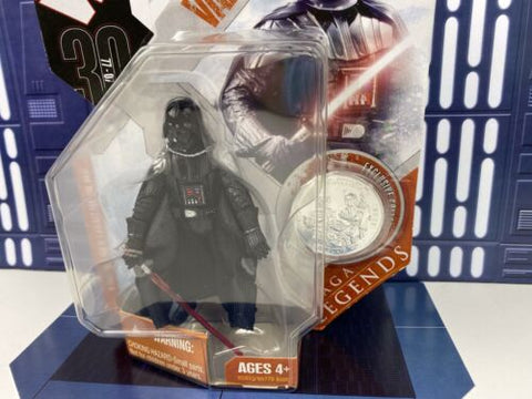 Star Wars 30th Anniversary Saga Legends Darth Vader (Empire Strikes Back - ESB)