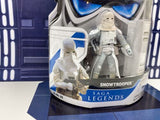 Star Wars Legacy Collection - Saga Legends - Snowtrooper SL 25 - (Hoth - ESB)