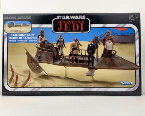 Star Wars Vintage Collection (TVC) Return of the Jedi - Jabba's Tatooine Skiff