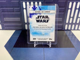 Topps Star Wars Rise of Skywalker Heroes of Resistance Connix HR-4 Red /99