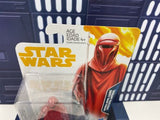 Star Wars Force Link Imperial Emperor's Royal Guard 3.75 Empire Strikes Back ESB
