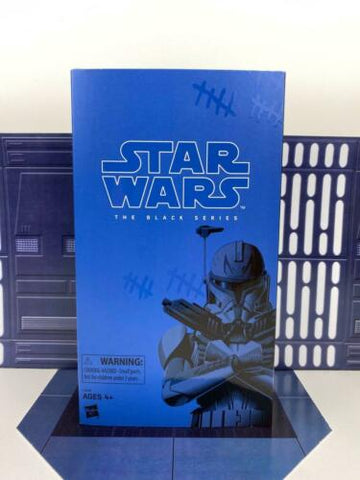 "Star Wars Black Series 6"" - 2017 HasCon Exclusive Clone Trooper Captain Rex"