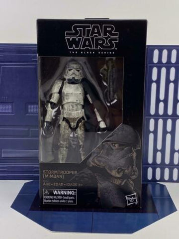 "Star Wars Black Series 6"" Figure - Mimban Stormtrooper (Walmart Exclusive)"