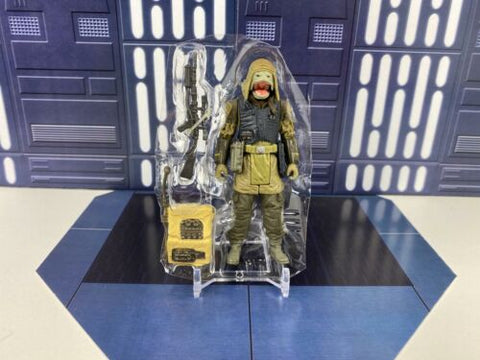 "Star Wars Rogue One 3.75"" Figure Rebel Commando Pao - New - Loose - Complete"