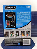 Star Wars Vintage Collection ROTJ REVENGE Card B-Wing Rebel Pilot VC63 UNPUNCHED