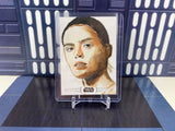 2020 Topps Star Wars Chrome Perspectives Sketch Card - Rey by Sol Solly Mohamed
