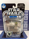 Star Wars Original Trilogy Collection Jedi Master Yoda (ESB Dagobah) OTC #02
