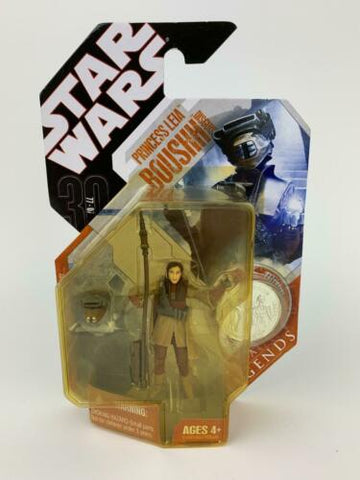 Star Wars 30th Saga Legends Princess Leia (Boushh Bounty Hunter) Jabba's Palace