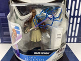 Star Wars Legacy Collection - Saga Legends - Jedi Mace Windu (ROTS) - SL 8