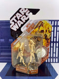 Star Wars 30th Anniversary Saga Legends Battle Droids - Shot/Slice Battle Damage