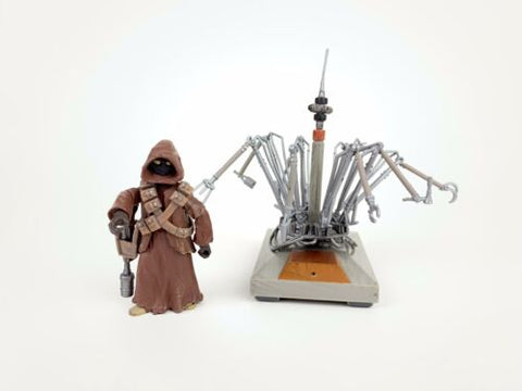 Star Wars Legacy Collection - Jawa and WED Treadwell Droid - BD 33 - Loose